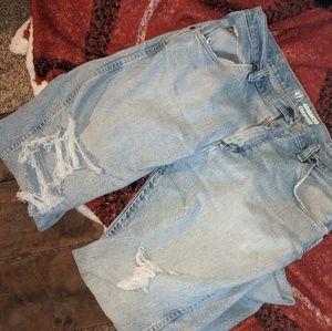 Mom jeans (wranglers)